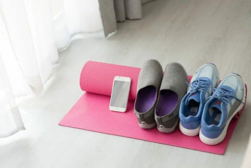 best yoga shoes