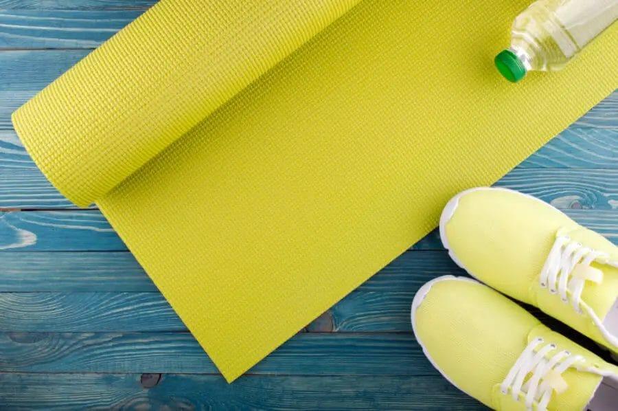 yoga shoes