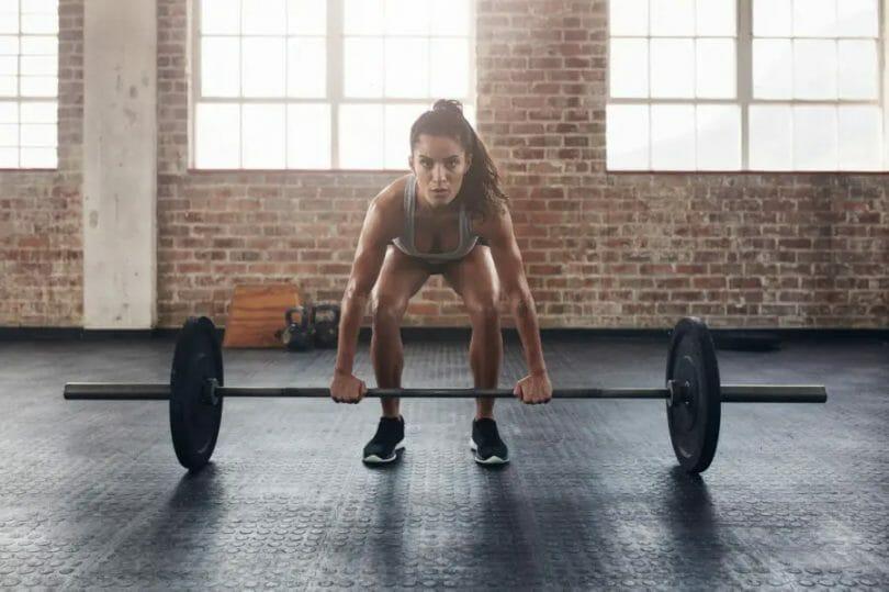 Women's lifting shoes