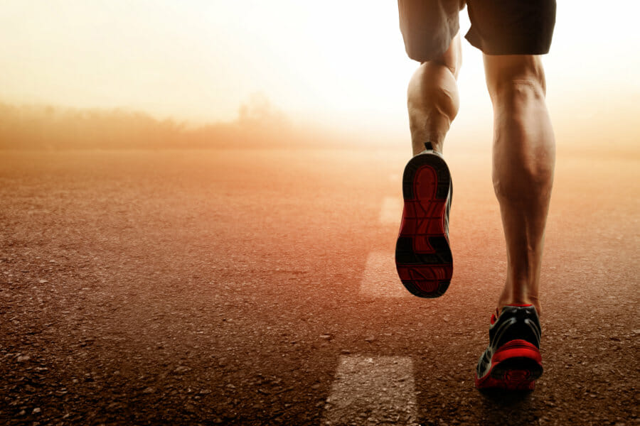 Men's running shoes - road running