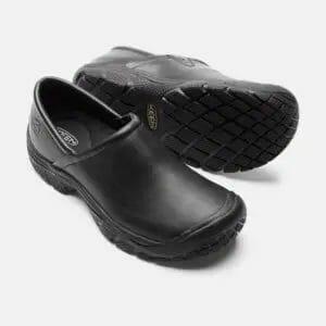 c4c0085b233a Men SensFoot Slip Resistant Chef Shoes Restaurant Non Slip Work Shoes for Men  Women Black