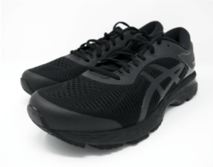 Picture of the Asics Gel Kayano 25 running shoe for plantar fasciitis