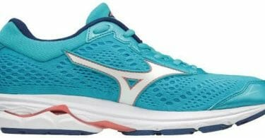 Mizuno Wave Rider 22 shoe for plantar fasciitis