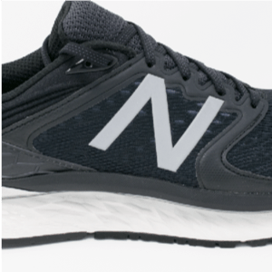 Picture of the Arch Support on the New Balance 1080V8