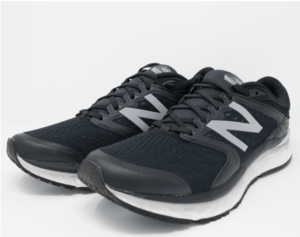 Feature Image of the New Balance 1080V8 running shoe for plantar fasciitis