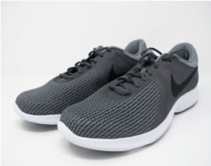 Running shoes for plantar fasciitis feature image for the Nike Revolution 4