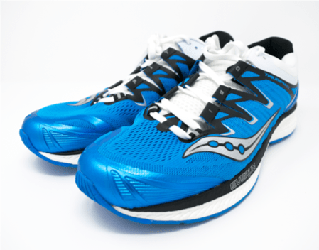 Featured image of the Saucony Triumph ISO 4 running shoe for men and women with plantar fasciitis