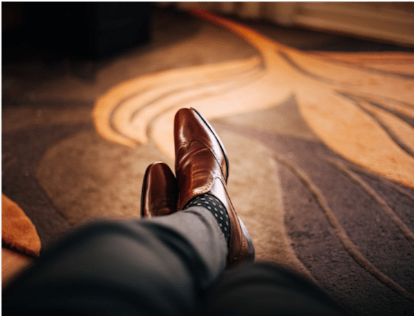 Best Men's Dress Shoes for Plantar Fasciitis
