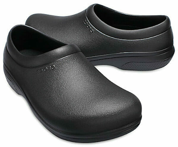 Crocs On The Clock Work Slip On Review