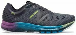 New Balance 860v10 Running Shoe. Top Choice for Flat Footed Runners.