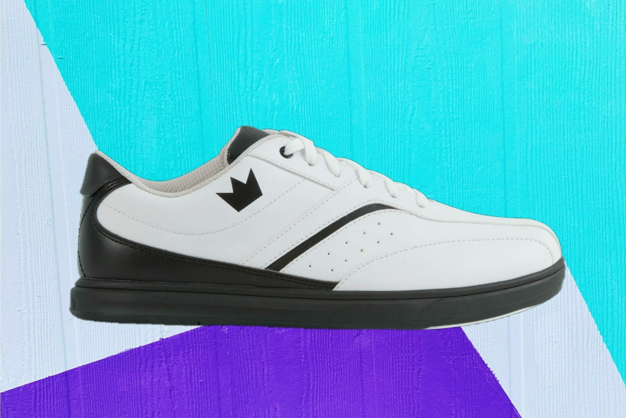 White Bowling Shoe - The Vapor by Brunswick