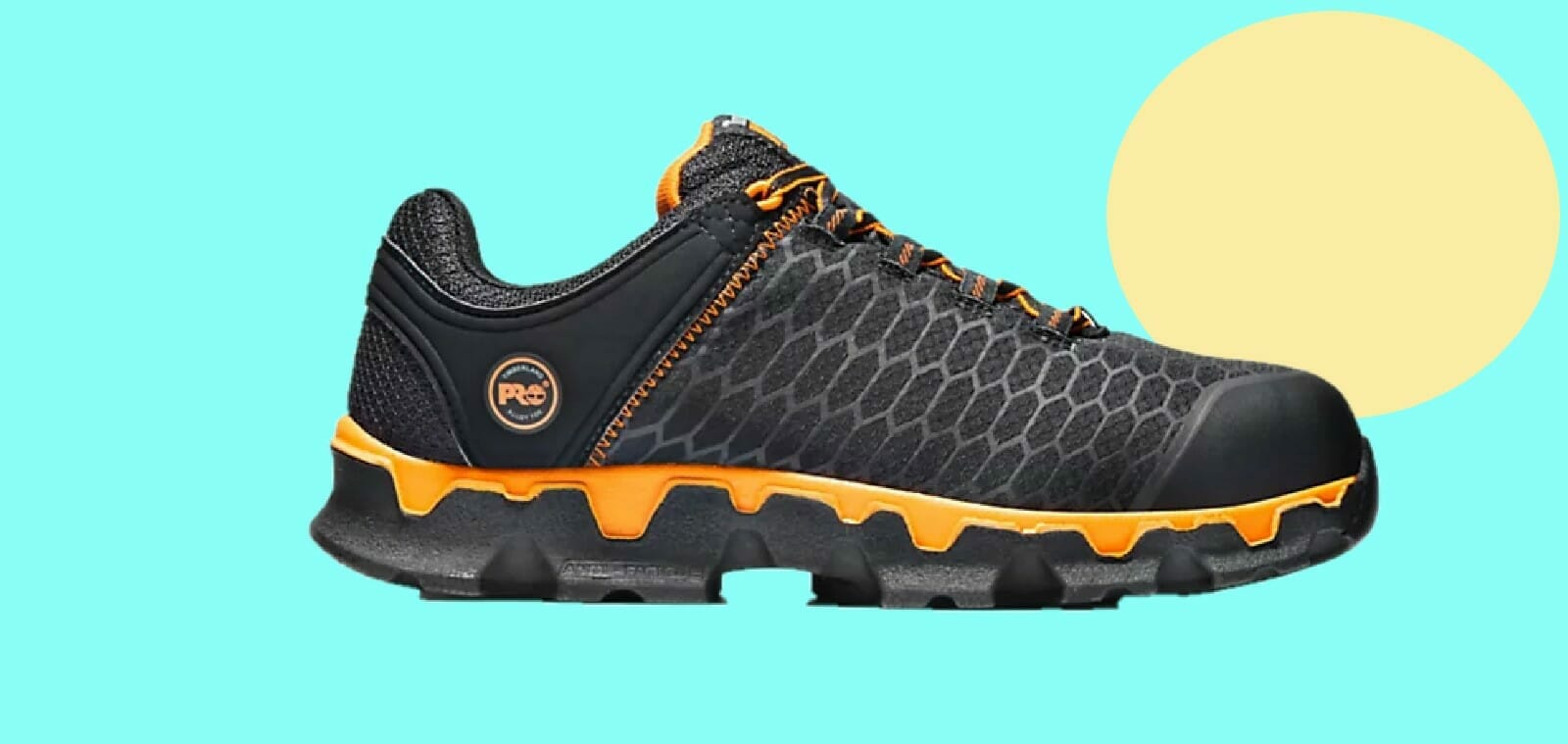 Timberland PRO Powertrain Athletic Industrial Shoe