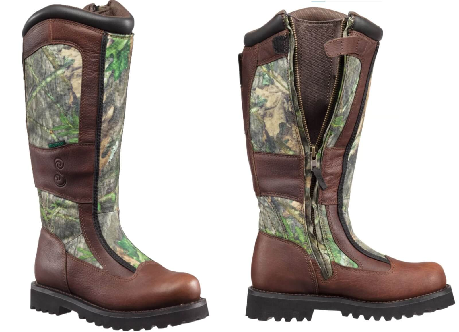 SHE Outdoor Bayou Snake Boot for Women with National Wild Turkey Federation Backing for Turkey Hunting
