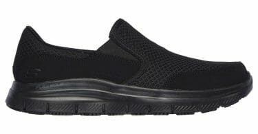 Skechers flex advantage McAllen best mesh chef shoes for maximum comfort and keeping feet cool in the kitchen.