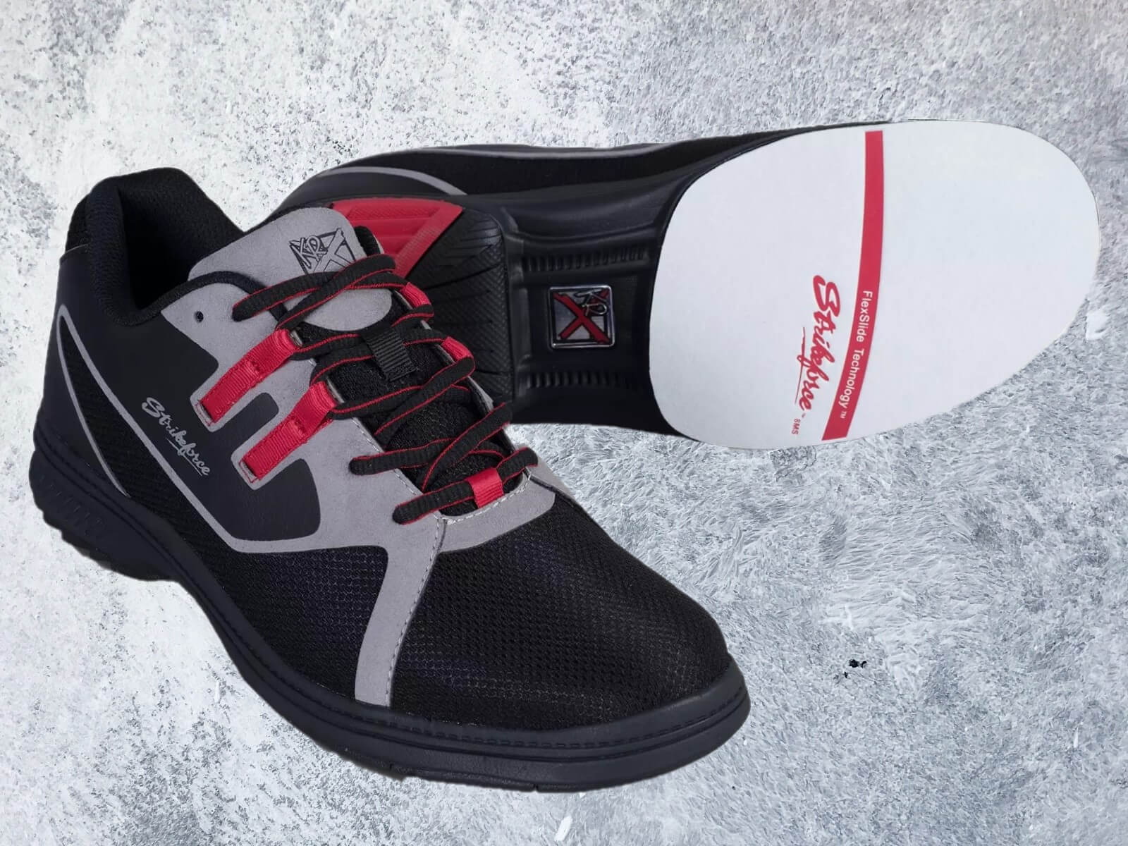 Pair of the KR Strikeforce Ignite shoes for wide feet