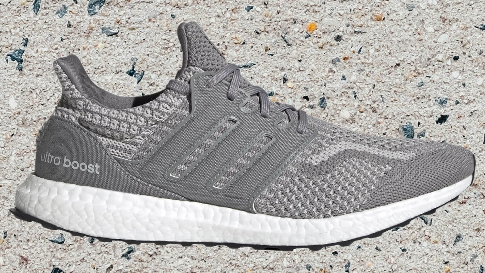 adidas Ultraboot 5.0 DNA running shoe for working on concrete
